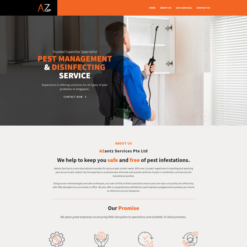 AZantz Services Pte Ltd
