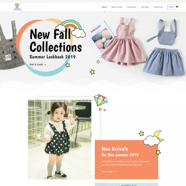 Baby Keith Clothes & Accessories Sdn Bhd