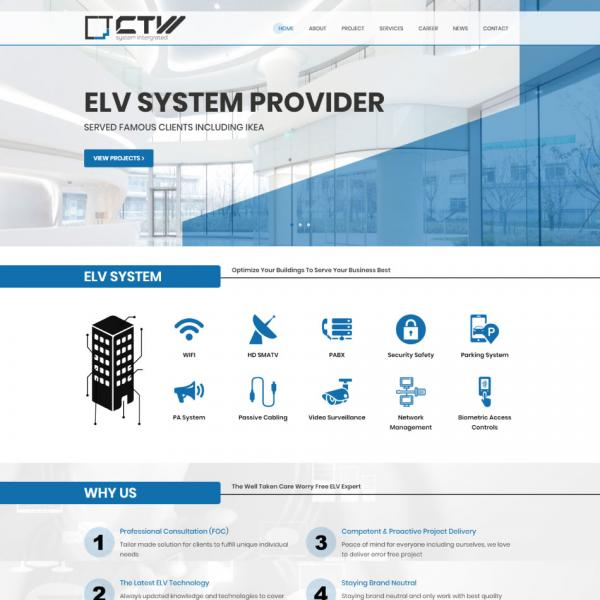 CTW System Integrated Sdn Bhd